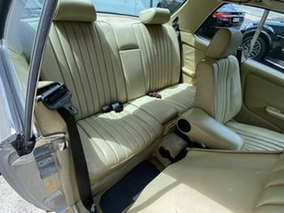 1985 Mercedes-Benz 280CE Coupe.