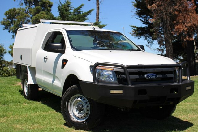 Used Ford Ranger XL, Officer, 2014 Ford Ranger XL Cab Chassis