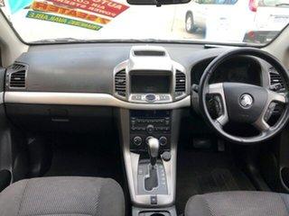 2012 Holden Captiva 7 SX Wagon.
