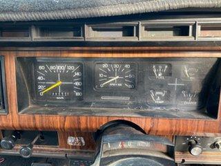 1982 Ford Bronco (4x4) Wagon.