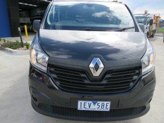 2015 Renault Trafic Van.