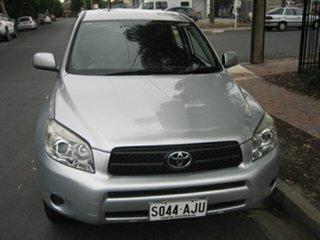 2007 Toyota RAV4 CV (4x4) Wagon.