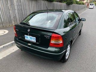 2001 Holden Astra CD Hatchback.