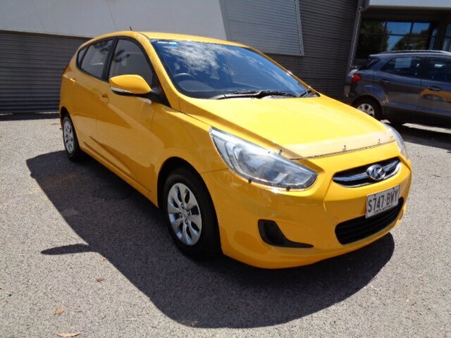 Used Hyundai Accent Active, Nailsworth, 2016 Hyundai Accent Active Hatchback