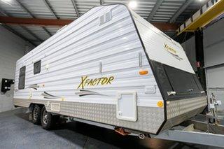 2012 Caravan Concept Franklin X-Factor Caravan.