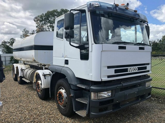 Used Iveco Eurotech Mp4300, Rocklea, 2004 Iveco Eurotech Mp4300 Water Truck