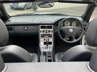 2002 Mercedes-Benz SLK320 Convertible.