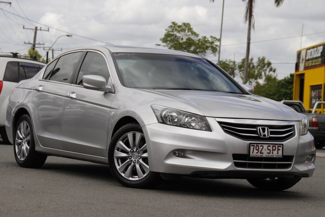 Used Honda Accord Limited Edition, Toowong, 2012 Honda Accord Limited Edition Sedan