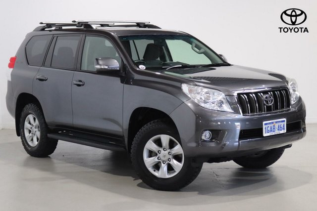 Used Toyota Landcruiser Prado GXL, Northbridge, 2012 Toyota Landcruiser Prado GXL Wagon