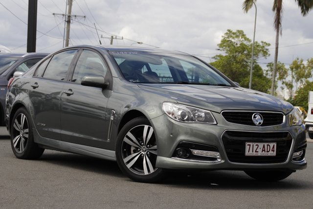 Used Holden Commodore SV6 Storm, Toowong, 2015 Holden Commodore SV6 Storm Sedan
