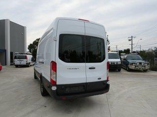 2017 Ford Transit Van.