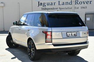 2015 Land Rover Range Rover Autobiography Wagon.