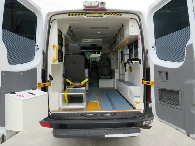 Used Mercedes-Benz Sprinter 4x4, Thomastown, 2011 Mercedes-Benz Sprinter 4x4 Van