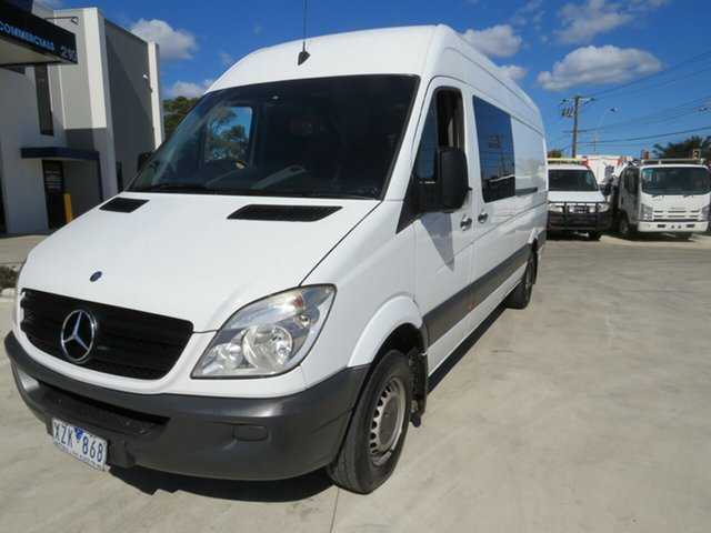 Used Mercedes-Benz Sprinter, Thomastown, 2011 Mercedes-Benz Sprinter Van