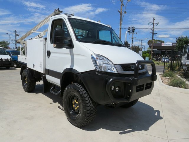 Used Iveco Daily, Thomastown, 2014 Iveco Daily Cab Chassis
