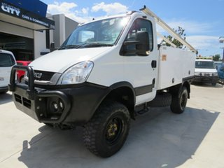 2014 Iveco Daily Cab Chassis.