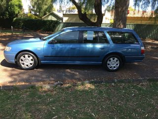 2005 Ford Falcon XT Wagon.