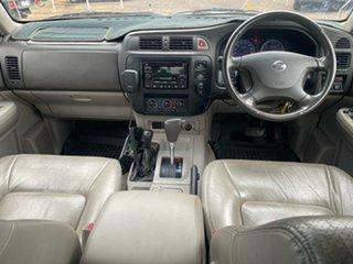 2004 Nissan Patrol ST-L (4x4) Wagon.