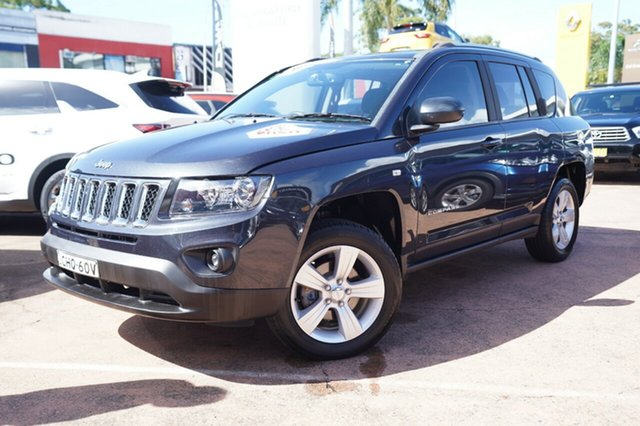 Used Jeep Compass Sport (4x2), Brookvale, 2013 Jeep Compass Sport (4x2) Wagon