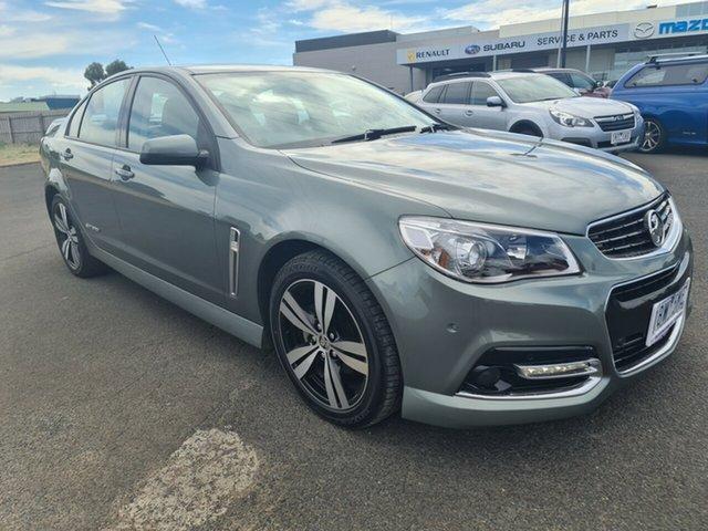 Used Holden Commodore SV6 Storm, Warrnambool East, 2014 Holden Commodore SV6 Storm Sedan