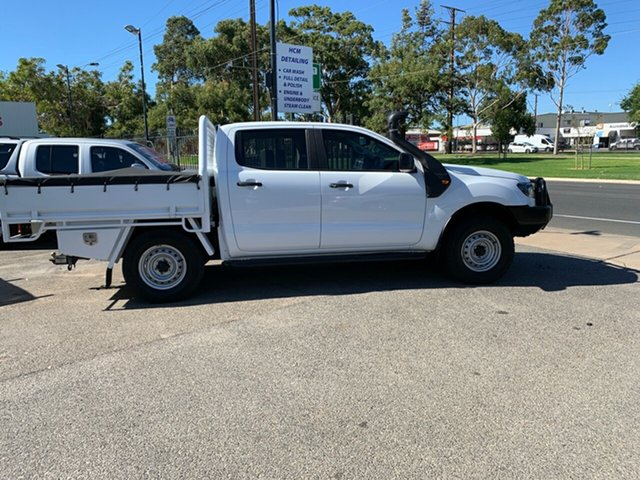 Used Ford Ranger XL 3.2 (4x4), West Croydon, 2018 Ford Ranger XL 3.2 (4x4) Crew Cab Chassis