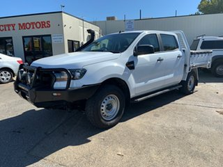 2018 Ford Ranger XL 3.2 (4x4) Crew Cab Chassis.