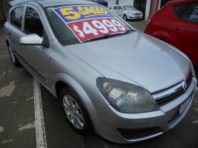 Used Holden Astra CD, Springwood, 2006 Holden Astra CD Hatchback