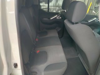 2012 Nissan Navara ST (4x4) Dual Cab Pick-up.