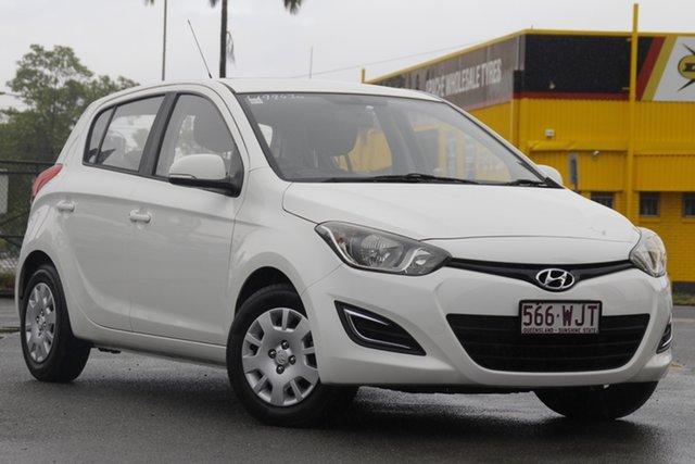 Used Hyundai i20 Active, Bowen Hills, 2014 Hyundai i20 Active Hatchback