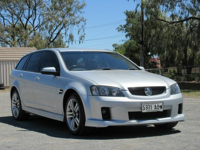 Used Holden Commodore SV6, Enfield, 2009 Holden Commodore SV6 Sportswagon