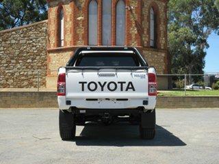 2014 Toyota Hilux SR (4x4) Dual Cab Pick-up.