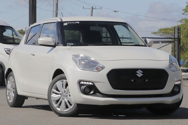 Used Suzuki Swift GL Navigator, Bowen Hills, 2019 Suzuki Swift GL Navigator Hatchback