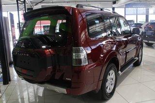 2021 Mitsubishi Pajero Wagon.