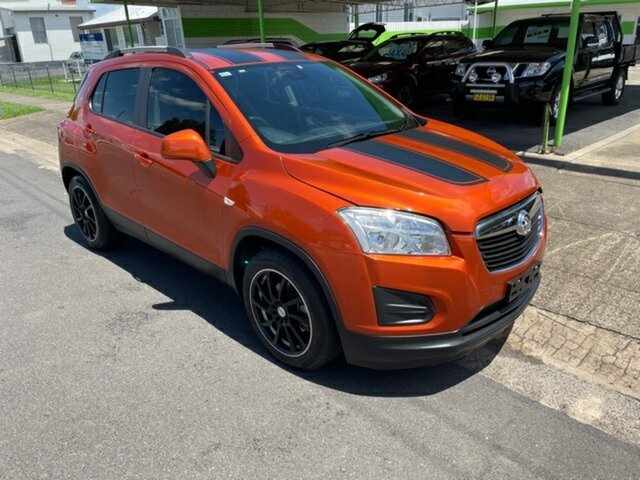 Used Holden Trax LS, Casino, 2013 Holden Trax LS Wagon
