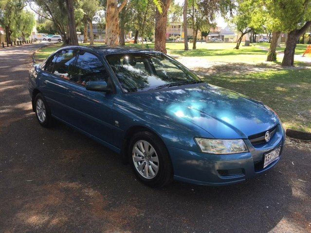 Used Holden Commodore Acclaim, Prospect, 2005 Holden Commodore Acclaim Sedan