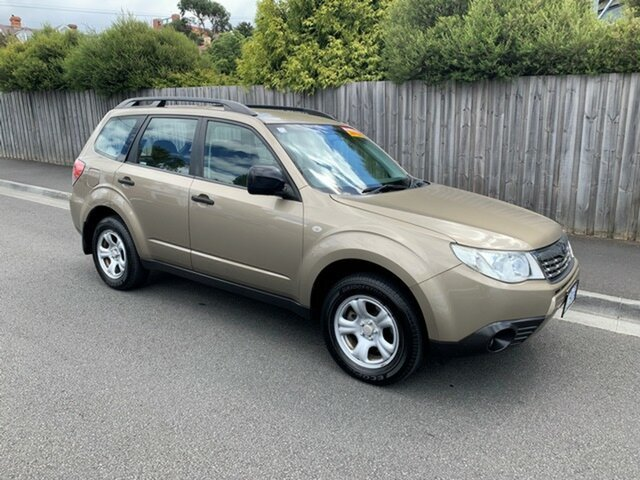 Used Subaru Forester X, North Hobart, 2008 Subaru Forester X Wagon