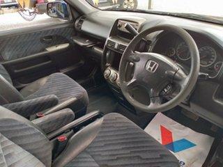 2002 Honda CR-V (4x4) Sport Wagon.
