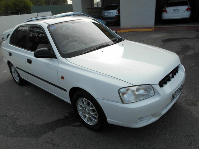 Used Hyundai Accent GL, Woodville, 2001 Hyundai Accent GL Sedan