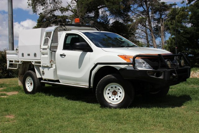 Used Mazda BT-50 XT, Officer, 2013 Mazda BT-50 XT Cab Chassis