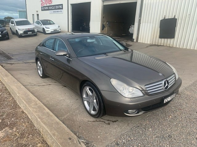 Used Mercedes-Benz CLS-Class CLS500 Coupe, Lonsdale, 2005 Mercedes-Benz CLS-Class CLS500 Coupe Sedan