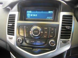 2010 Holden Cruze CD Sedan.