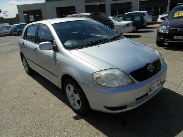 Used Toyota Corolla Ascent Seca, Woodville, 2003 Toyota Corolla Ascent Seca Hatchback