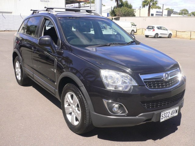 Used Holden Captiva 5, St Marys, 2012 Holden Captiva 5 Wagon
