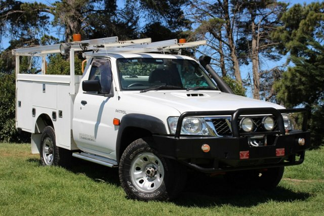 Used Nissan Patrol DX, Officer, 2012 Nissan Patrol DX Cab Chassis