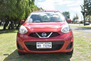 2016 Nissan Micra MY 15 ST Hatchback.