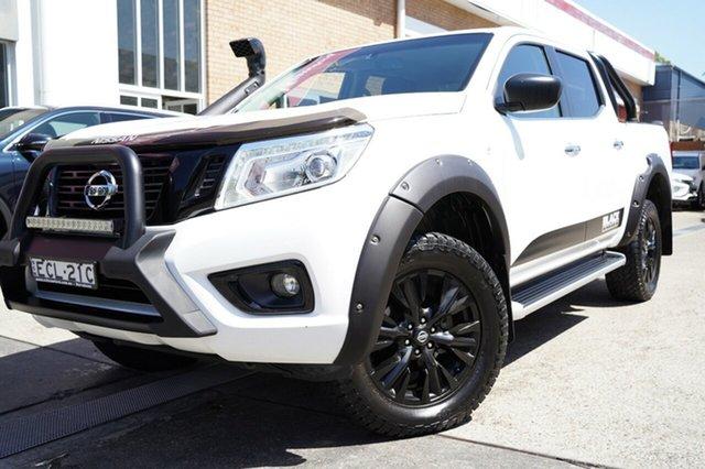 Used Nissan Navara ST Black Edition, Brookvale, 2018 Nissan Navara ST Black Edition Utility