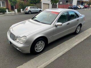 2001 Mercedes-Benz C200 Kompressor Classic Sedan.