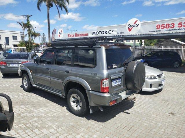 Used Nissan Patrol ST-L (4x4), Mandurah, 2003 Nissan Patrol ST-L (4x4) GU III Wagon