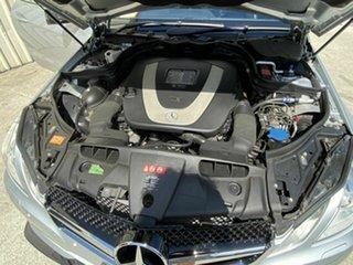 2010 Mercedes-Benz E350 Avantgarde Coupe.