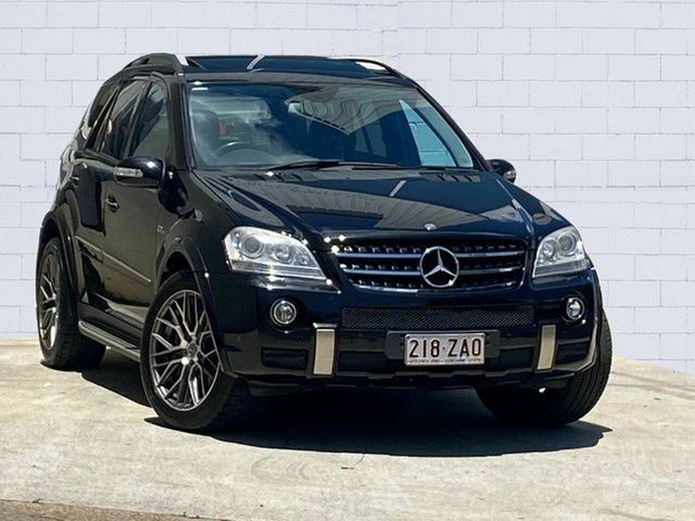 Used Mercedes-Benz ML63 AMG 4x4, Moorooka, 2006 Mercedes-Benz ML63 AMG 4x4 Wagon